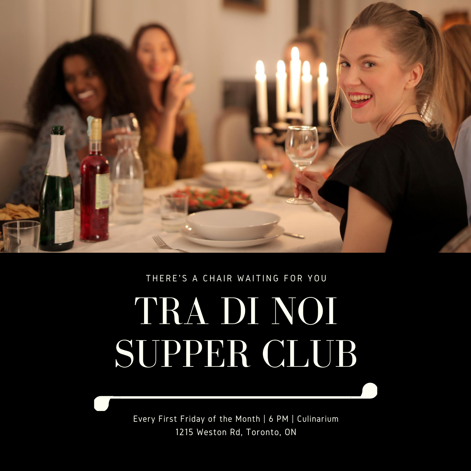 tra di noi supper club