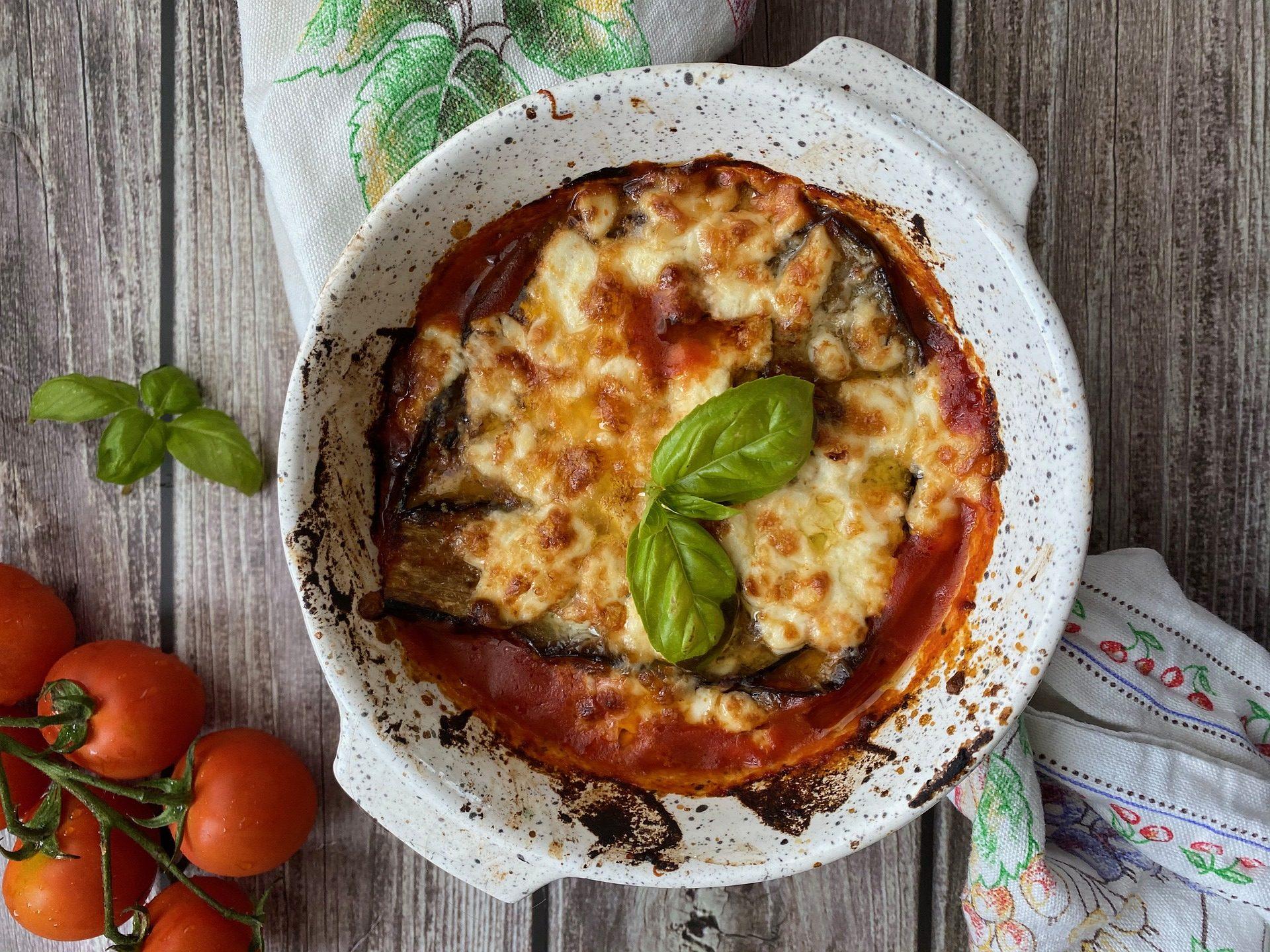 Zoom Class: Eggplant Parmigiana