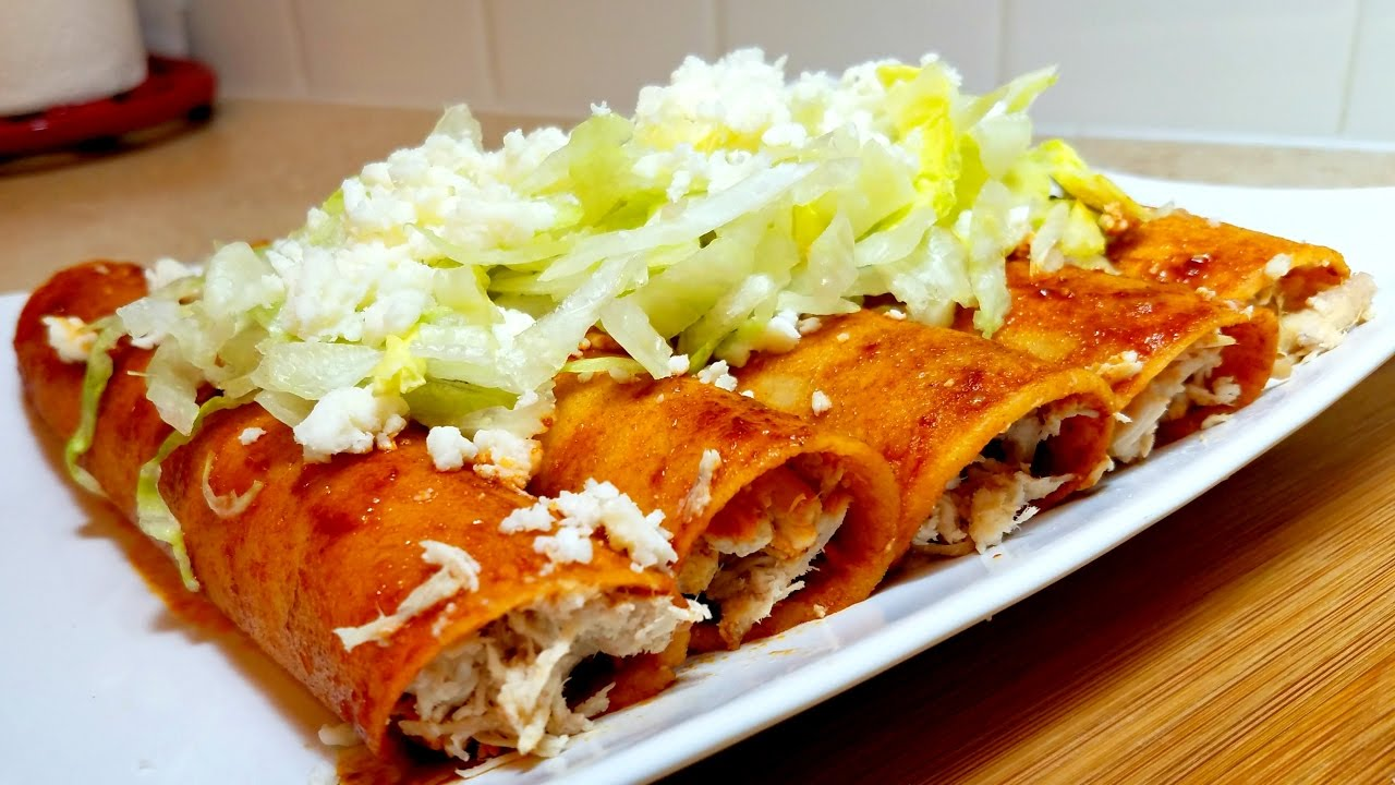 Mexican Cooking Class: Sauces and Enchiladas.