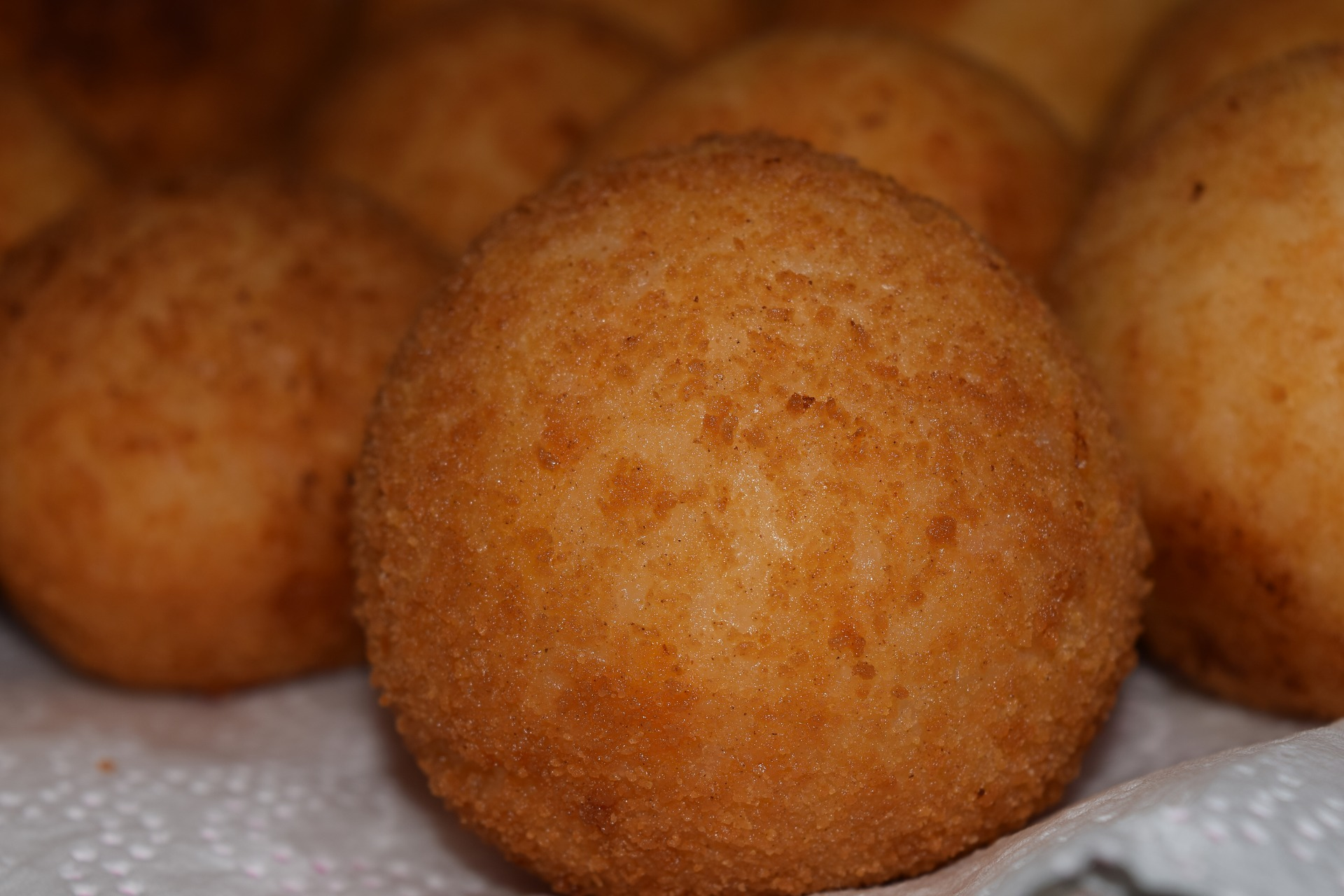 Long-Weekend Class: Making Arancine