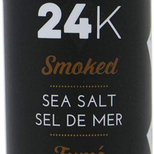 24k smoked salt