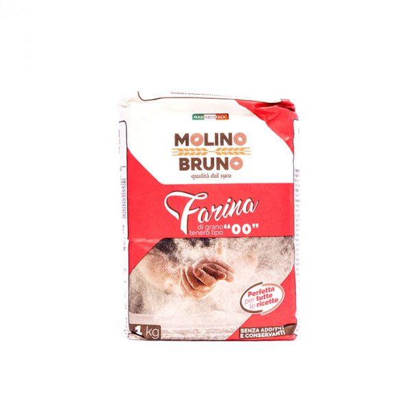 pizza flour 00